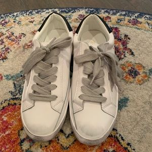 Shein Star Sneaker (Golden goose inspired)